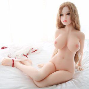 Clare - Cutie Doll 4′ 3″ (130cm) Cup C