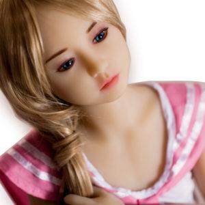 Aila - Cutie Doll 4' 2 (128cm) Cup A