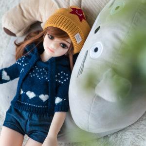 Elina - Cutie Doll 2' 2 (65cm) Cup A