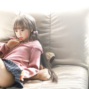 Karlee - Cutie Doll 4' 2 (128cm) Cup A