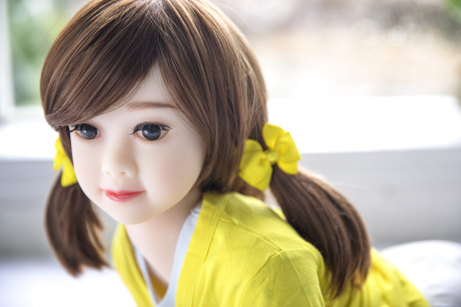 Kayla - Cutie Doll 3′ 3 (100cm) Cup A - AINIDOLL- A