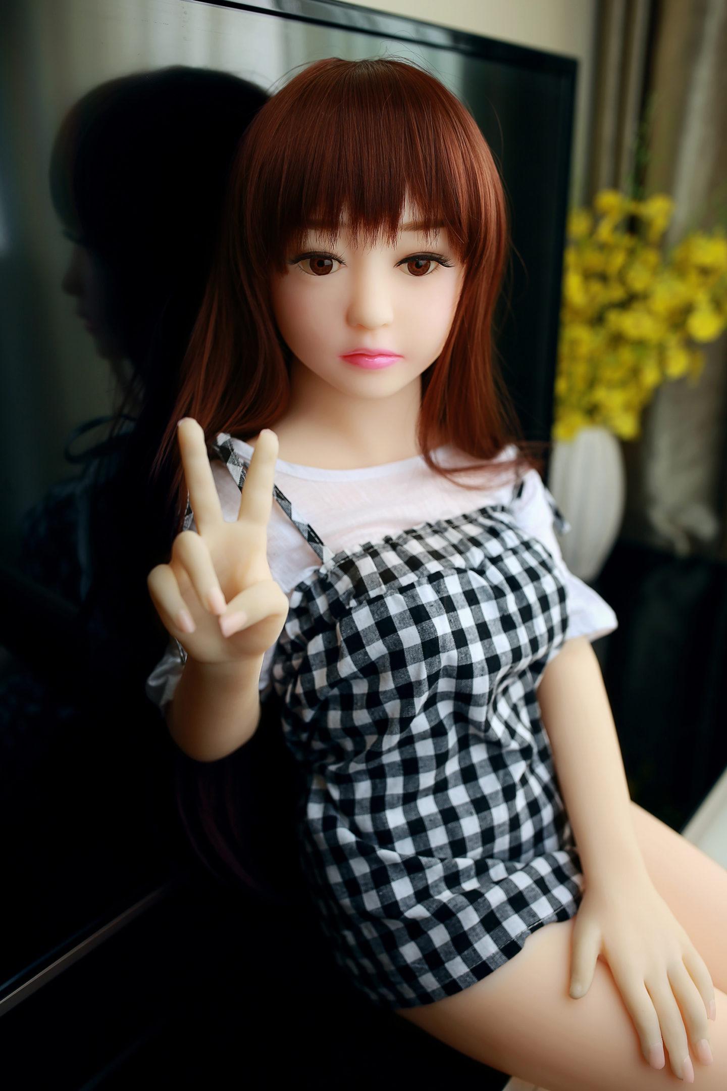 Renee - Cutie Doll 3' 11 (120cm) Cup B