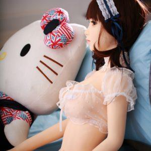 Rosalee - Cutie Doll 4' 1 (125cm) Cup D