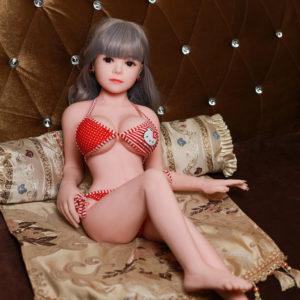 Yasmin - Cutie Doll 4' 1 (125cm) Cup D